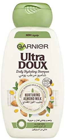 Garnier Almond Milk Shampoo, 400 ml