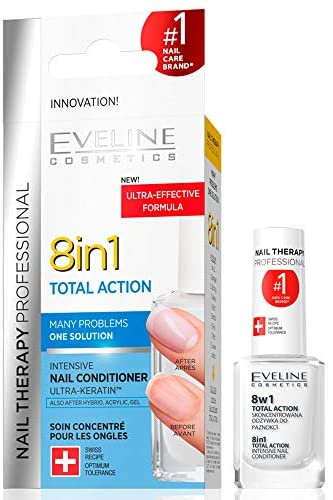 Eveline Total Action 8 In 1 Intensive Nail