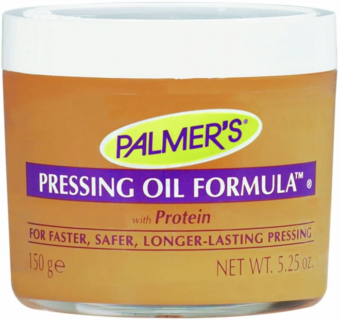 Palmer's pressing oil formula with protein