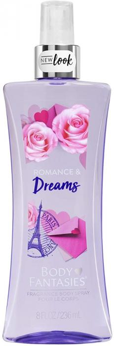 BODY FANTASIES Romance and Dreams