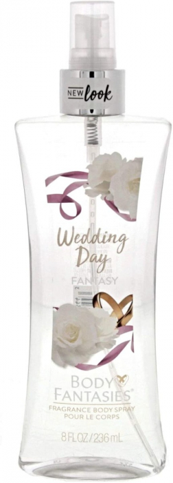 BODY FANTASIES Wedding Day