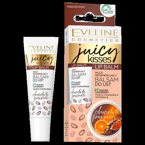 Eveline Juicy Kisses Chocolate Passion Lip Balm