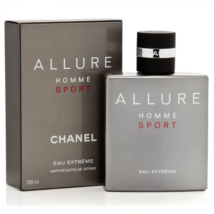 Allure Homme Sport Eau Extreme MAN 100ML