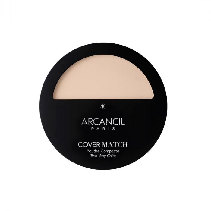 ARCANCIL Cover Match Compact Powder
