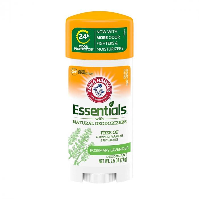 ARM & HAMMER Essentials Deodorant Fresh Rosemary Lavender