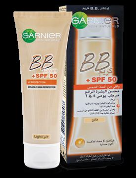 Garinier BB Cream +SPF50