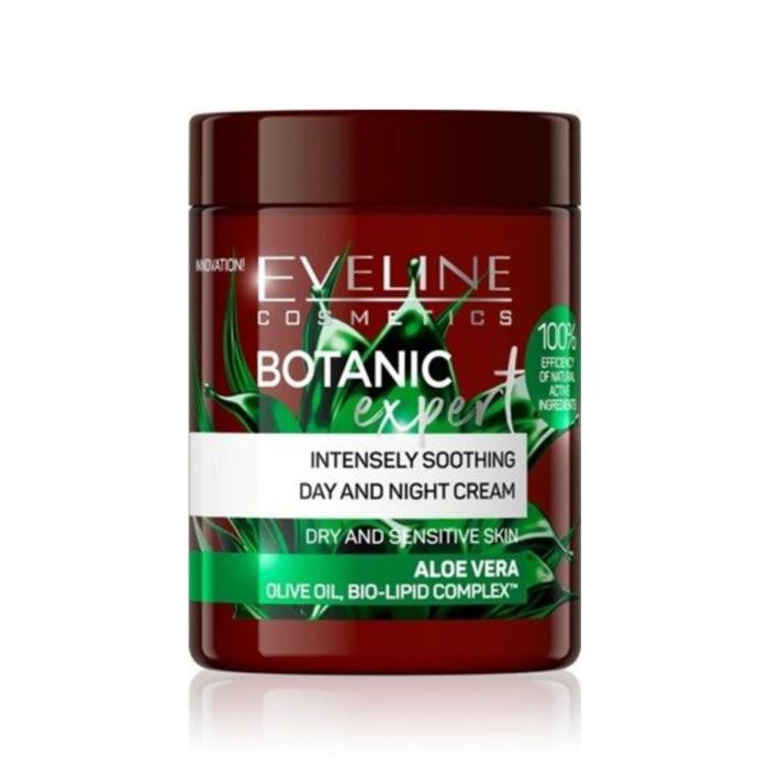 Eveline Botanic Expert Intensely Soothing Day&Night Cream Aloe Vera 100ml