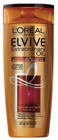 L'Oréal Elvive Extraordinary Oil Extra Dry Hair Shampoo 400Ml