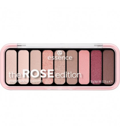 Essence the rose edition eye shadow palette