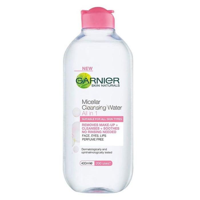 Garnier Micellar Water and Daily Make-up Remover 400ml