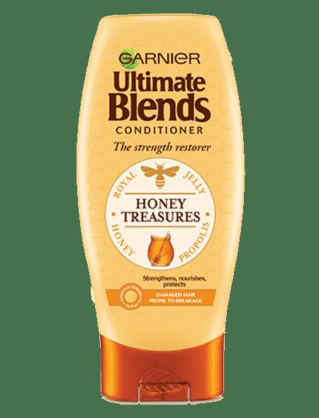 Garnier Ultimate Blends Honey Strengthening Conditioner 200ml