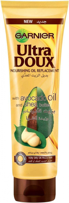 Garnier Ultra Doux Avocado Oil & Shea Butter Oil Replacement 300 ml
