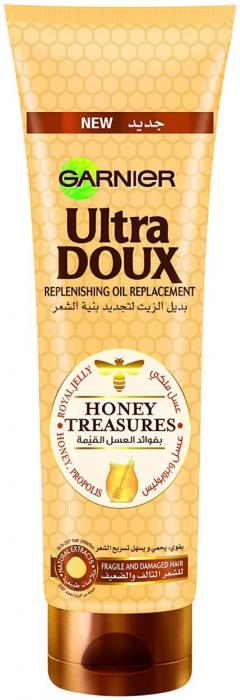Garnier Ultra Doux Honey Treasures Repairing Oil Replacement 300 ml