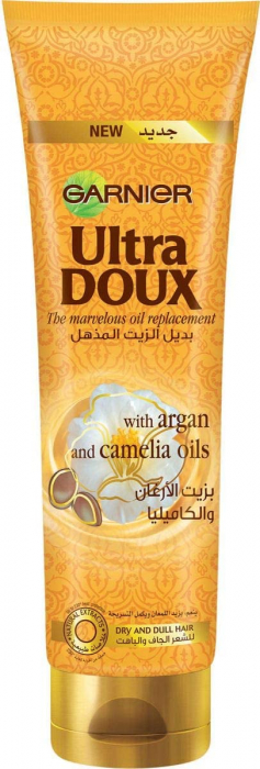 Garnier Ultra Doux The Marvelous Oil Replacement With Argan And Camelia Oils 300 ml