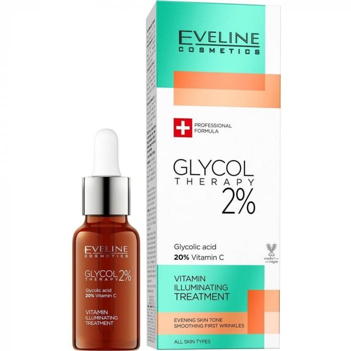 Eveline Glycol Therapy 2% Vitamin Illuminating Treatment