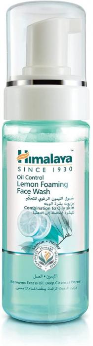 Himalaya Oil Clear Lemon Foaming Face Wash 150ml