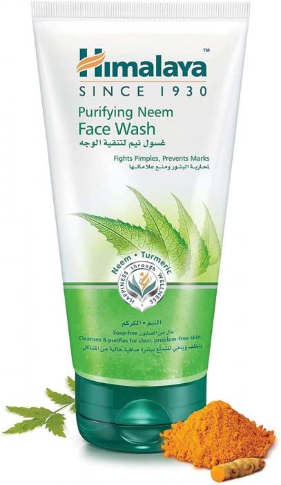 Himalaya Herbals Purifying Neem Face Wash 150 ml