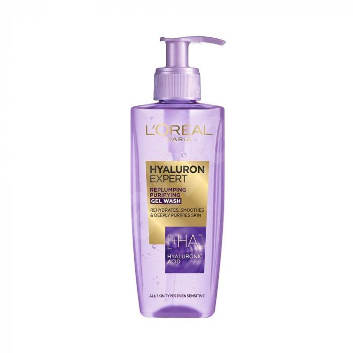 L'Oreal Hyaluron Expert Gel Wash 200ml