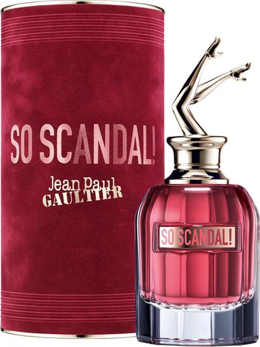 JEAN PAUL GAULTIER SO SCANDAL FOR WOMEN EDP 80ML