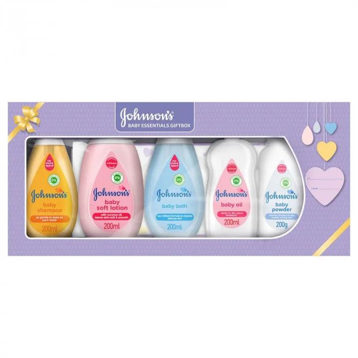 Johnson'S Baby Essentials Gift Box