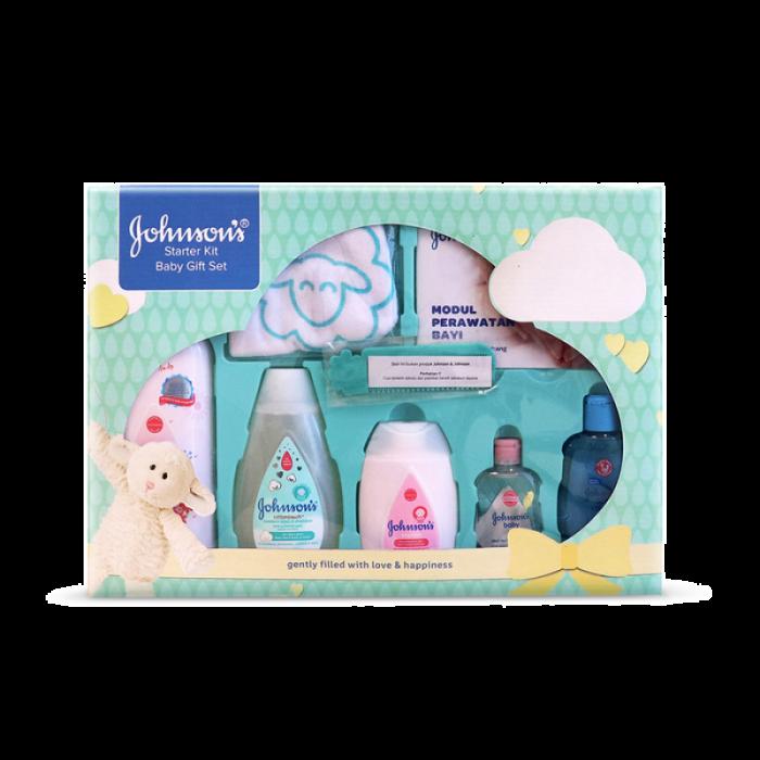 Johnson's Baby Stater Kit Gift Set