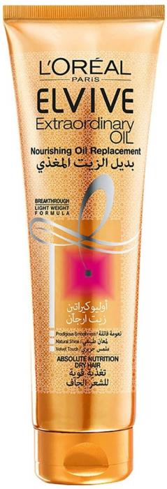 L'Oréal Elvive Extraordinary Oil Replacement, 300 ml