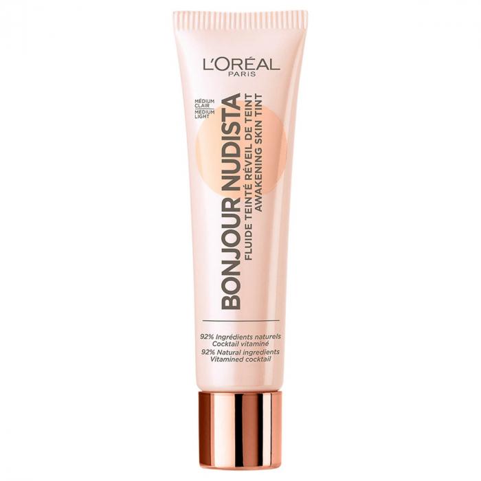 L'Oréal Paris Bonjour Nudista Skin Tint BB Cream 30ml