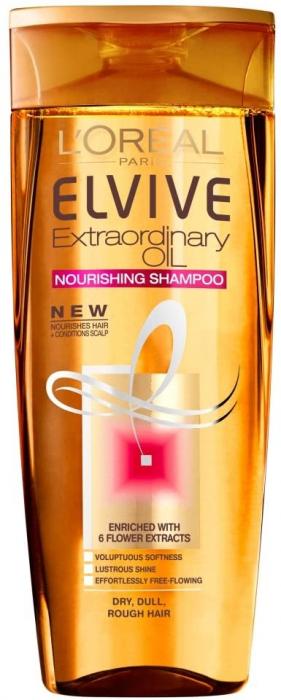 L'Oreal Elvive Extraordinary Oil Extra Dry Hair Shampoo 400Ml