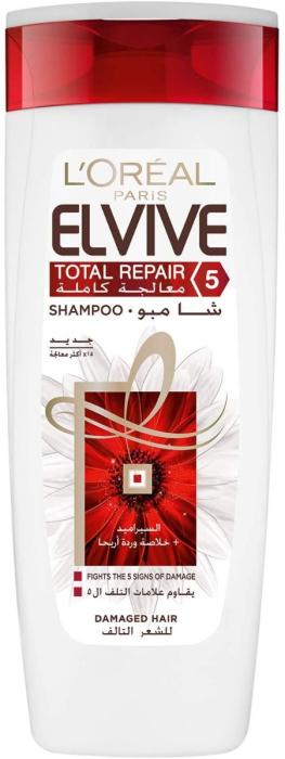 L'Oreal Paris Elvive Total Repair 5 Repairing Shampoo 400 ML