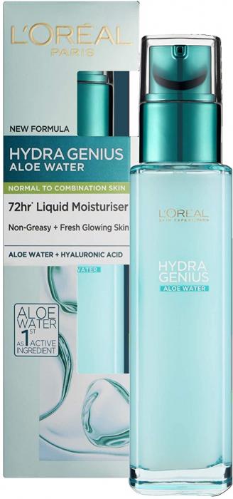L'Oreal Paris Hydra Genius Aloe Water