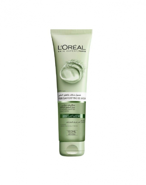 L'Oreal Paris Pure Clay Purity Wash 150 ML