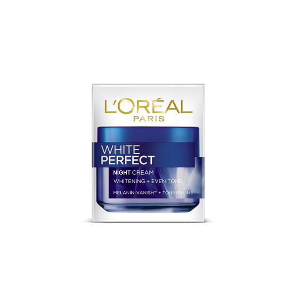 L'Oreal Paris White Perfect Night Cream 50 ml