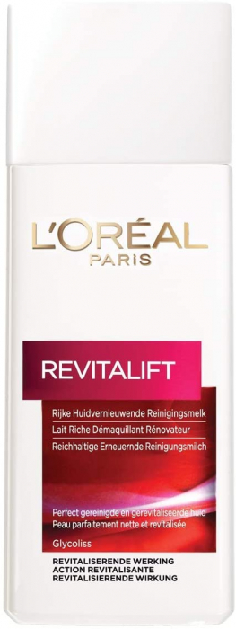 Loreal Dermo Expertise Revitalift rich Cleaning Milk Falcon 200ml