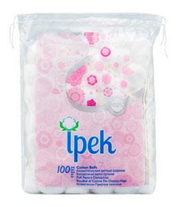 Ipek Make-Up Cleansing Cotton Ball