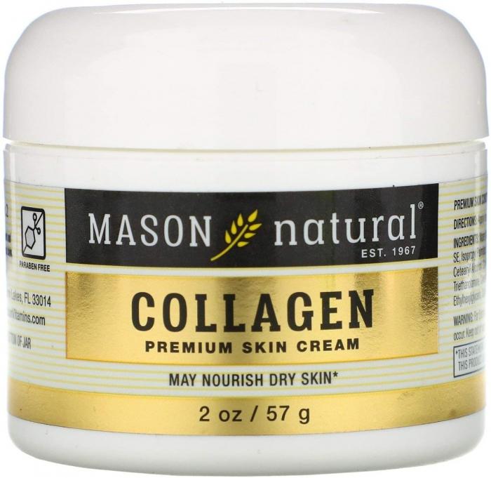 MASON NATURAL COLLAGEN MAY NOURISH DRY SKIN