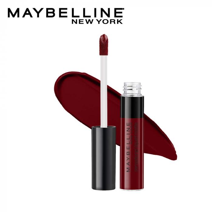 Maybellin Sensational Liquid Matte Lipstick