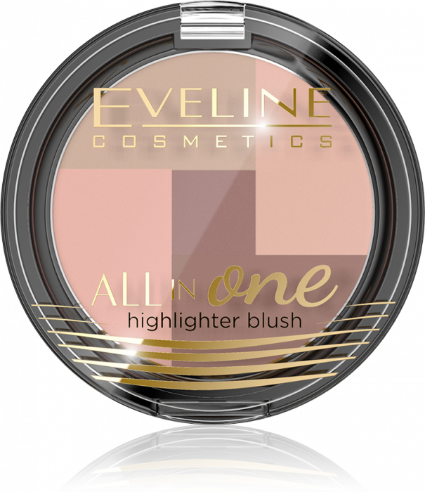 EVELINE MOSAIC BLUSH ALL IN ONE