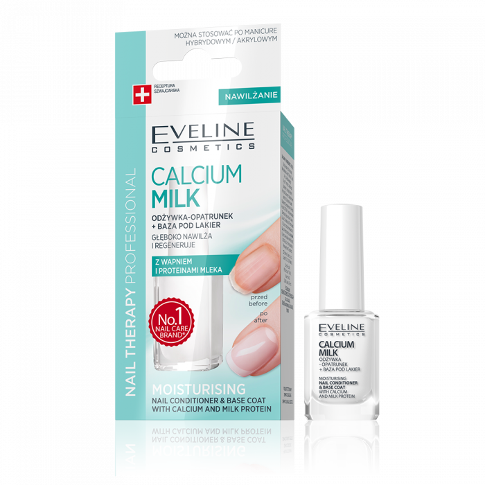 Eveline NAIL THERAPY CALCIUM MILK