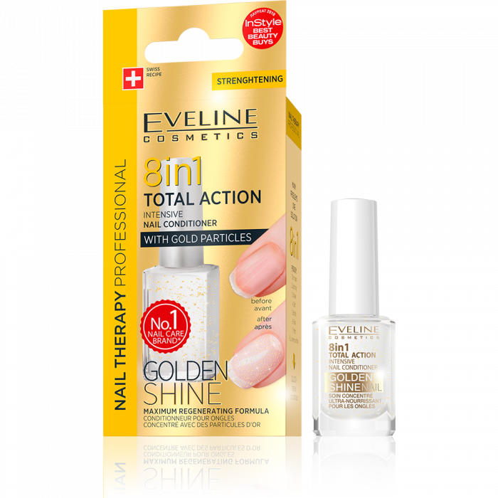 EVELINE 8 IN 1 TOTAL ACTION GOLDEN SHINE