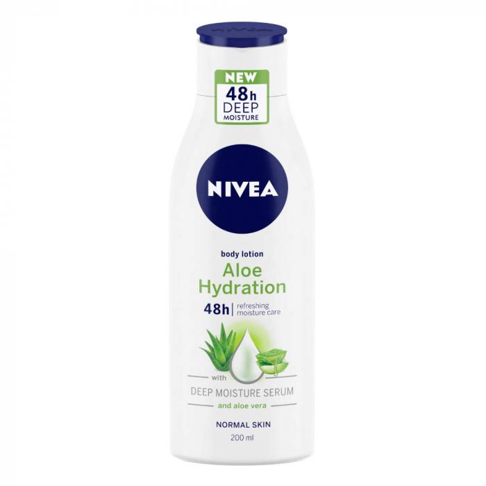 NIVEA Body Lotion Alo Vera