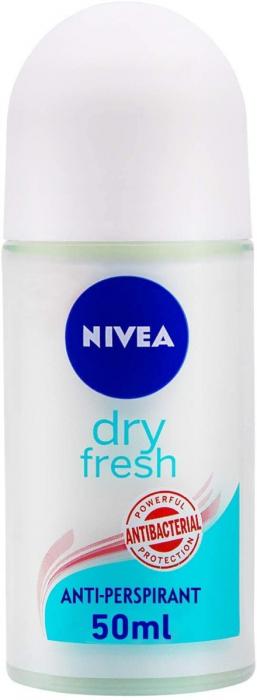 NIVEA Deodorant Roll On Dry Fresh Female