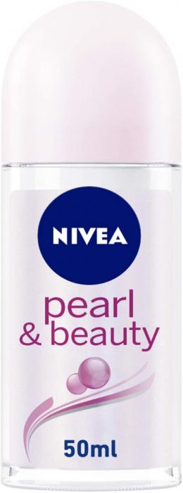 NIVEA Deodorant Female Pearl & Beauty Roll-on