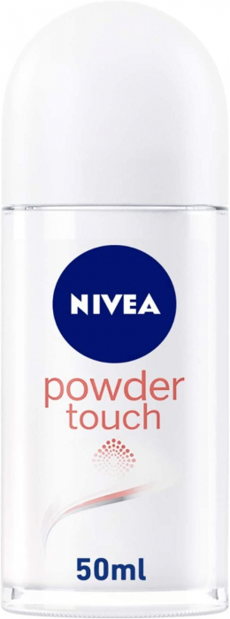 NIVEA Deodorant Powder Touch Roll On for Women
