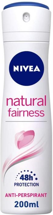 NIVEA Deodorant Spray For Women Natural Fairness