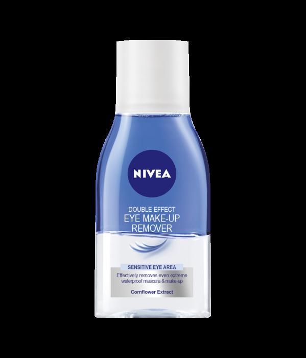 NIVEA Eye Makeup Remover Double Effect 125Ml