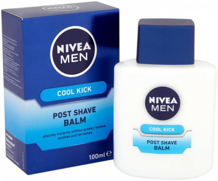 NIVEA Men After Shave Balm Cool Kick 100Ml