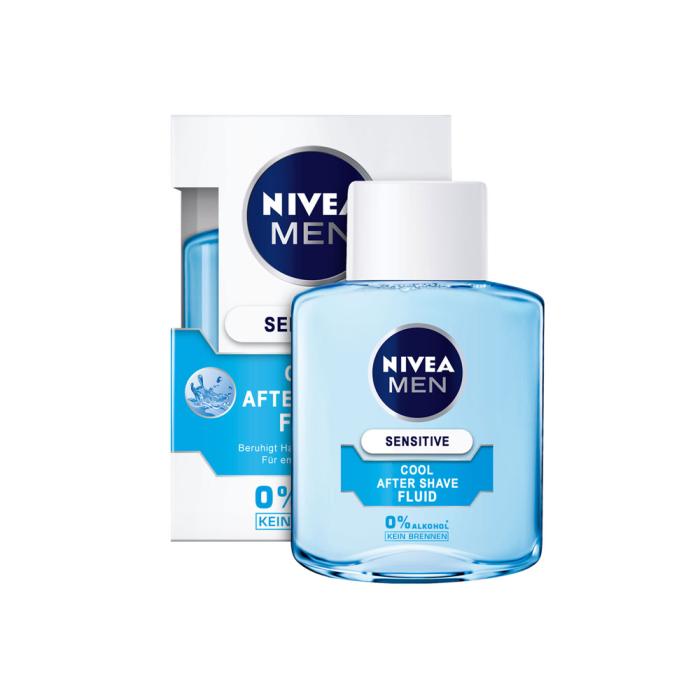 NIVEA MEN After Shave Fluid Sensitive Cooling 100ml