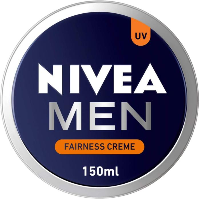 Nivea Men Face & Body Creme Fairness 150Ml