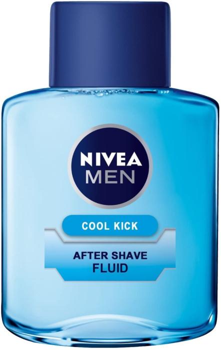 NIVEA MEN FRESH & COOL AFTER SHAVE FLUID 100ml