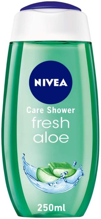 NIVEA Shower Gel Fresh Aloe 250 Ml
